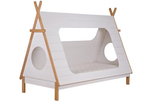 Kids Teepee Cabin Bed By De Eekhoorn