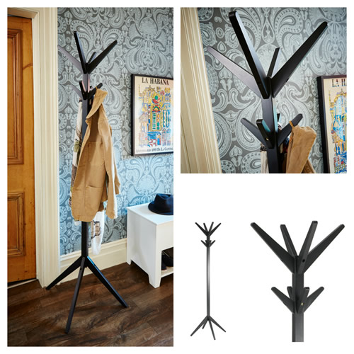 Studio Coat Stand (Black)