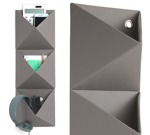 Trifold Wall Organiser by Umbra
