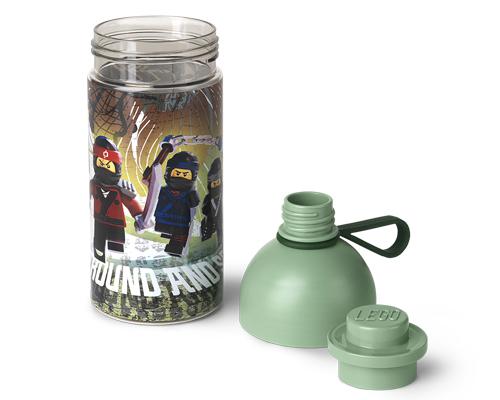 LEGO Ninjago Hydration Bottle - Green 2017