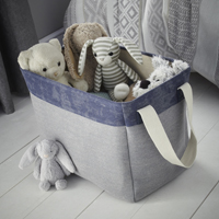 Canvas Storage Bag - Medium