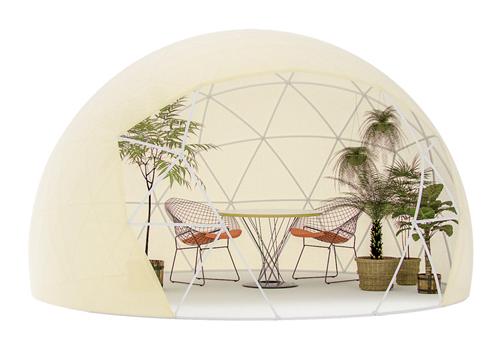 The Garden Igloo® Summer Canopy