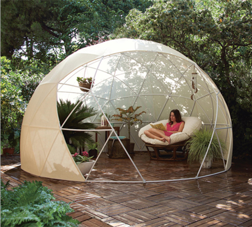 The Garden Igloo® Summer Canopy