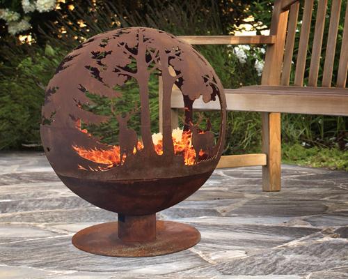 Woodland Fire Bowl/Fire Pit