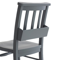 Set of 2 Chapel Chairs