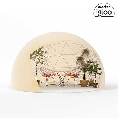 The Garden Igloo & Summer Canopy Bundle