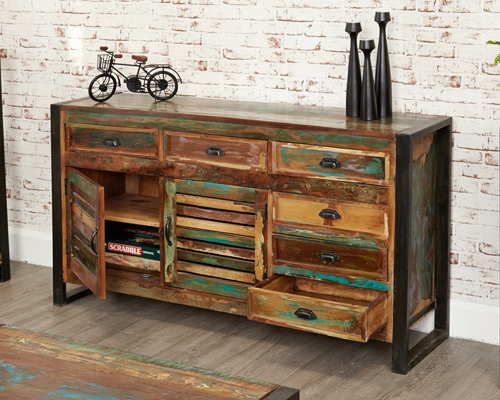 Large Sideboard - Urban Chic