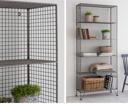 Portobello Shelving Unit - Large