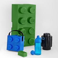 LEGO Storage Starter Pack + Blue Lunch Set