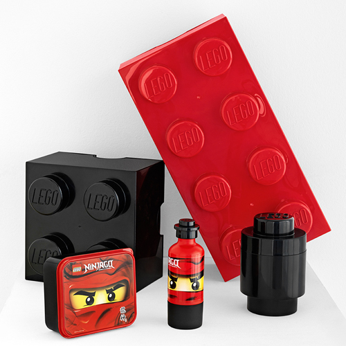 LEGO Storage Starter Pack - Ninjago