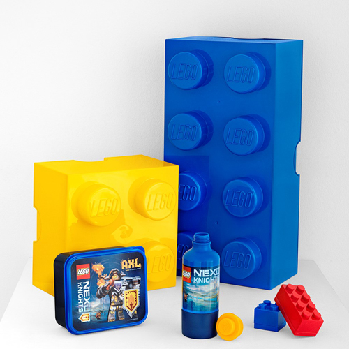 LEGO Storage Starter Pack - Nexo Knights