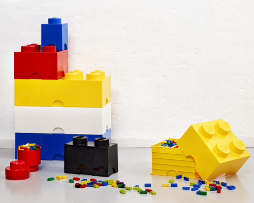 Giant LEGO Storage Blocks - Basic Bundle