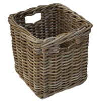 Rattan Basket For Handbridge Cube