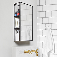 Cubiko Bathroom Cabinet