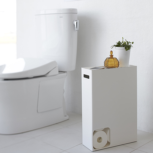 Bathroom Toilet Roll Storage Unit