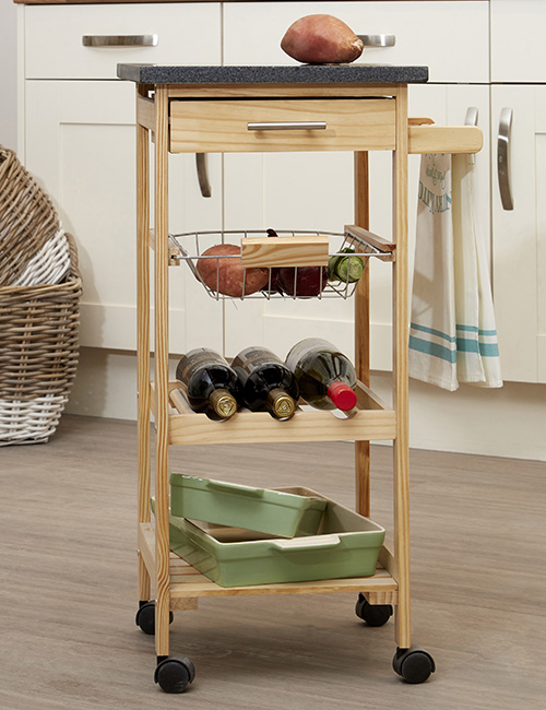 Kitchen Trolley - Granite