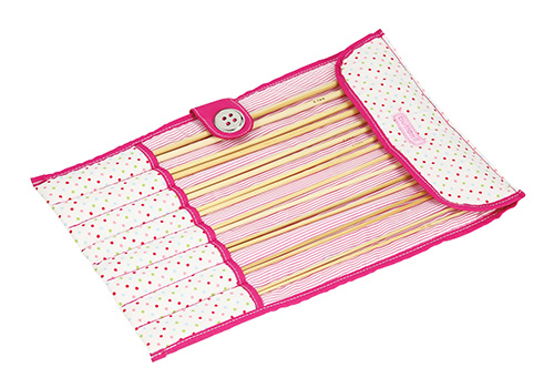 knitting needle organiser roll