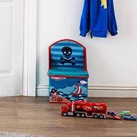 Kids Storage Seat