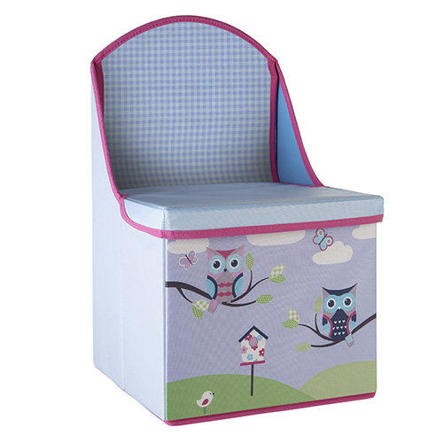 owl storage seat for toddlers