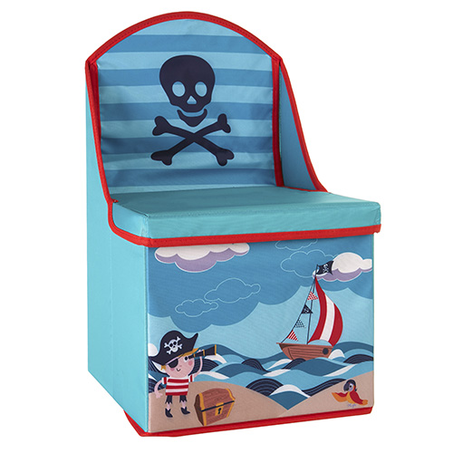 pirate storage seat for toddlers