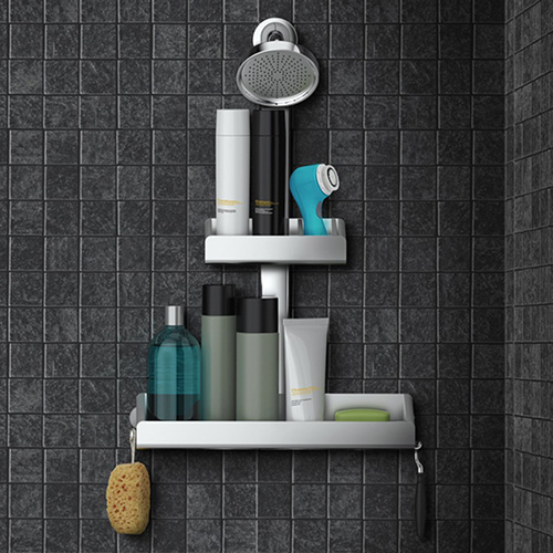 Store Shower Shelf Caddy Simplehuman