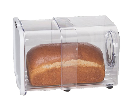 expandable bread bin and board