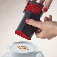 Cappuccino Stencils Clicker