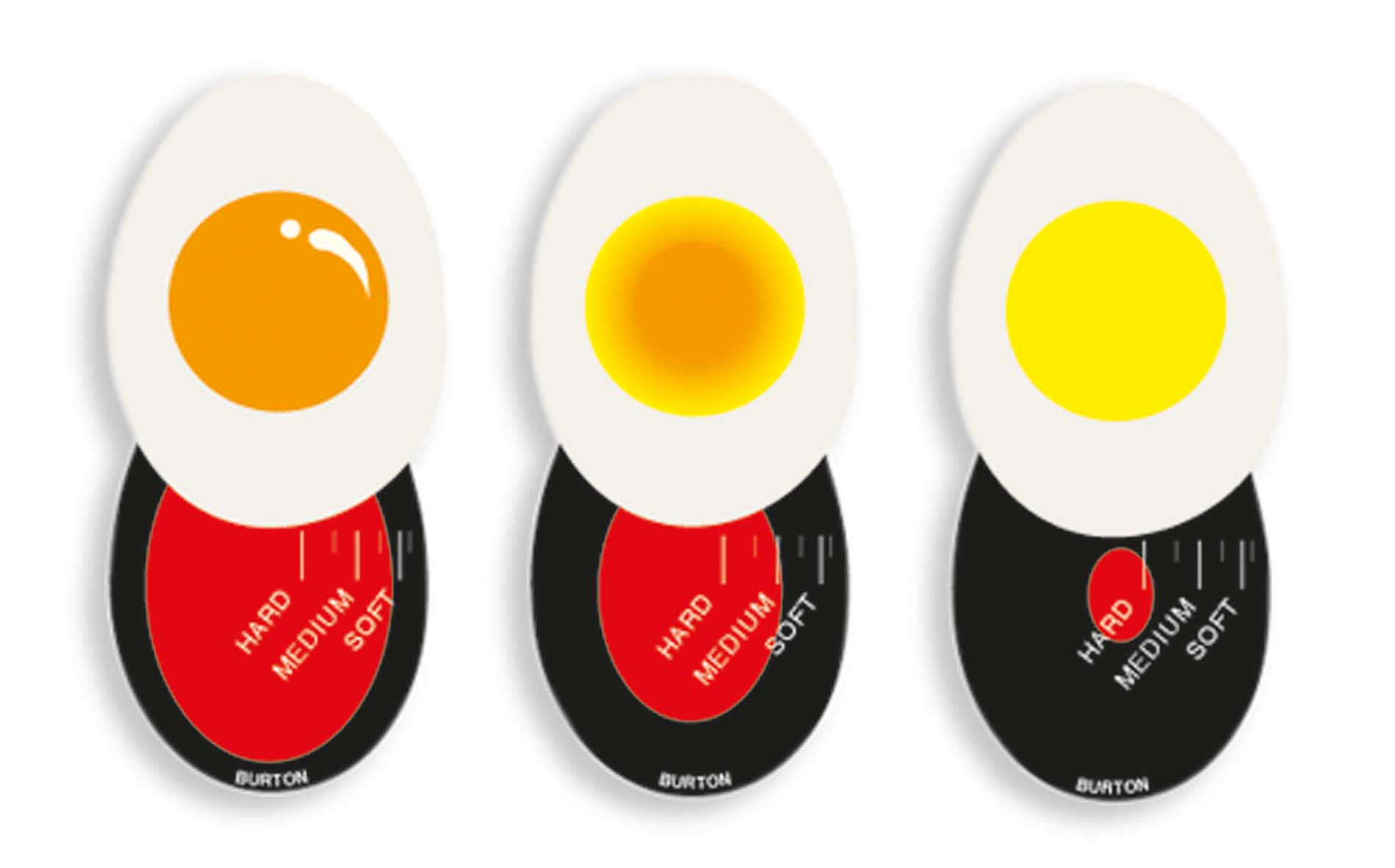 egg-per'fect color changing egg timer