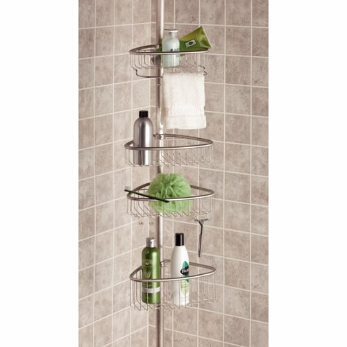 Store Tension Shower Caddy
