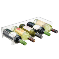 Stacking Acrylic Wine Rack