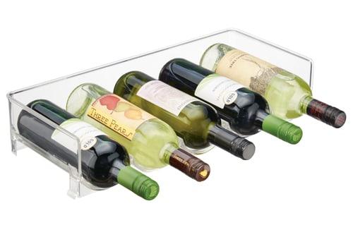 Stacking Acrylic Wine Rack