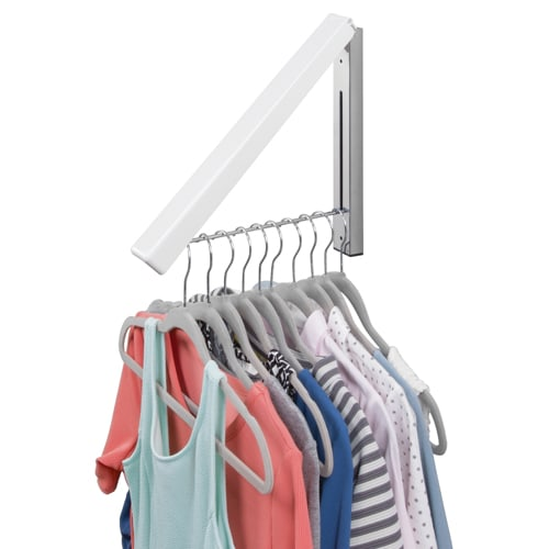 wall mounted clothes valet hook
