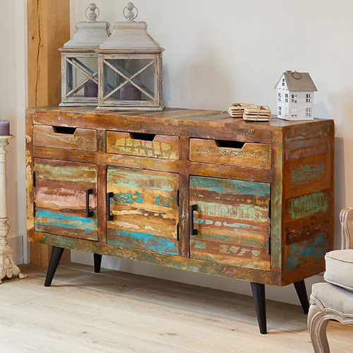 Large sideboard - Coastal Chic