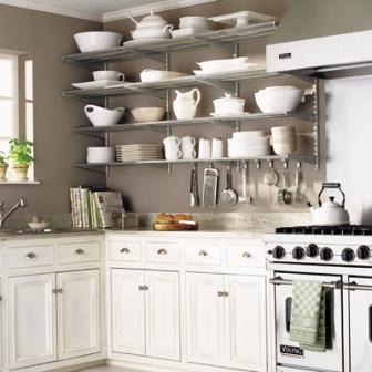 Elfa Kitchen Shelving - Best Selling Solution
