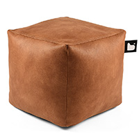 Tan Mighty B-Box Indoor - Faux Leather