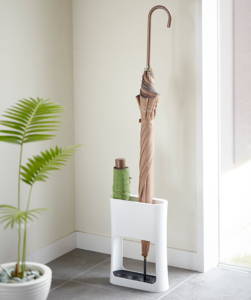 contemporary umbrella stand