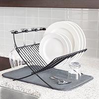 X-Dry Folding Dish Rack