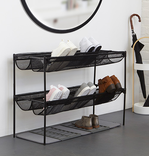 Stackable Shoe Rack - Sling