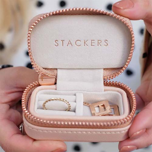 Stackers Travel Jewellery Case