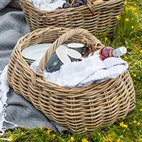 Foraging Basket - Bembridge