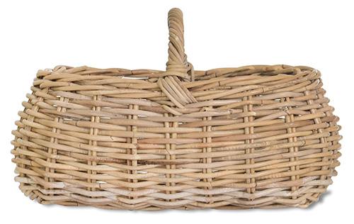 Kubu rattan handwoven storage basket