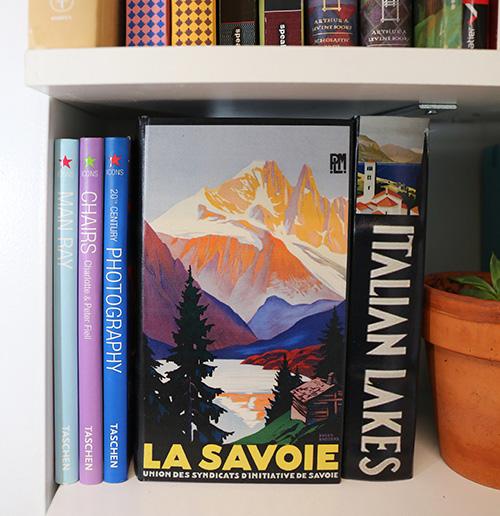 Safe storage book
