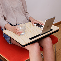Lap Tray & Tablet Stand - XL