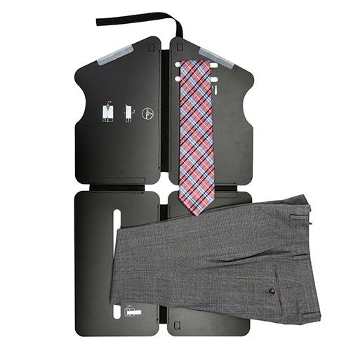 Suitcase Suit Folder