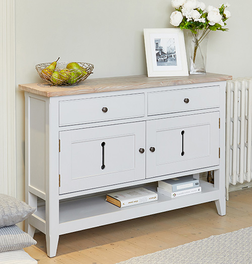 Console Table - Signature Grey