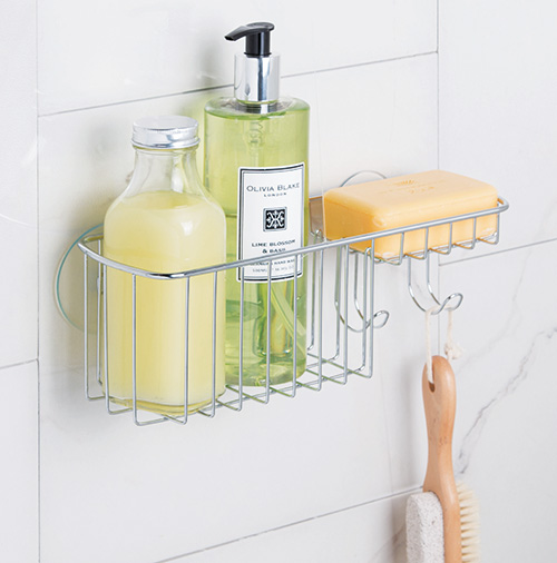 Suction Shower Caddy - Rondo