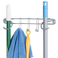 Mop & Broom Organiser