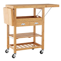 Leaf Drop Kitchen Trolley