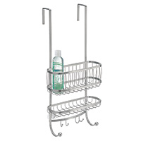 Over Shower Door Caddy