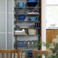 Elfa Pantry Shelving - Best Selling Solution